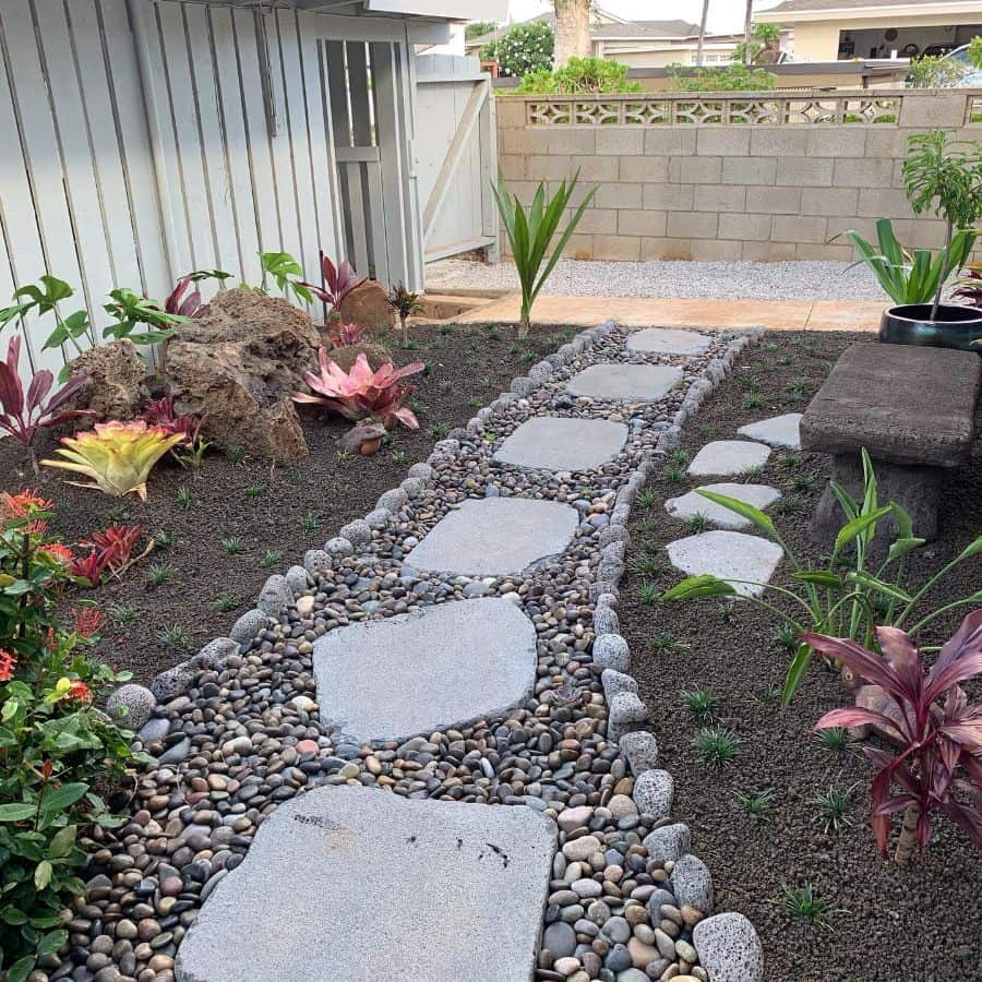 pathways garden decor ideas tropical_landscapes_hawaii