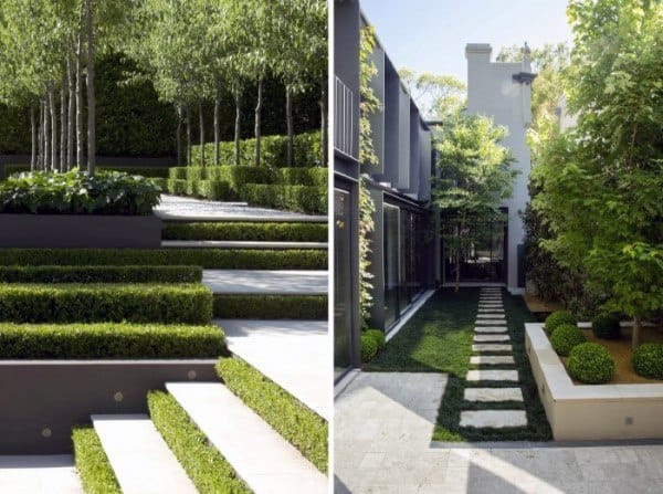Pathways Modern Landscape Design