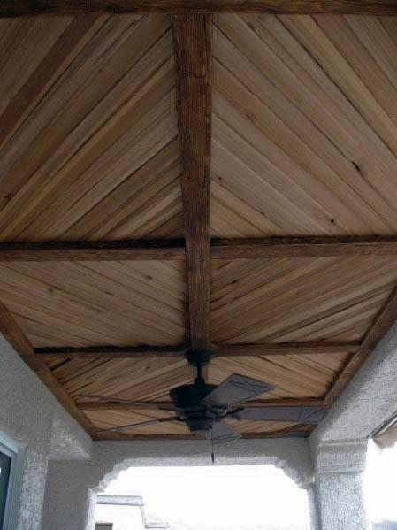 Patio Ceiling Outdoor Design
