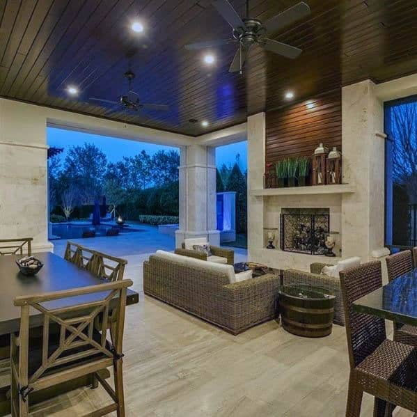 Patio Ceiling Outdoor Ideas
