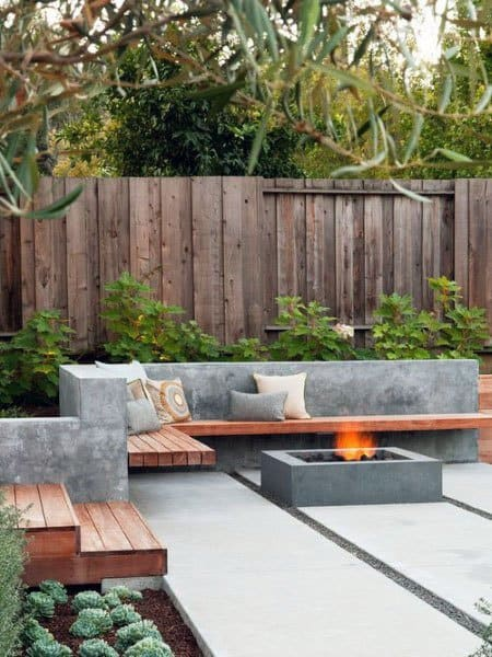Patio Concrete Ideas