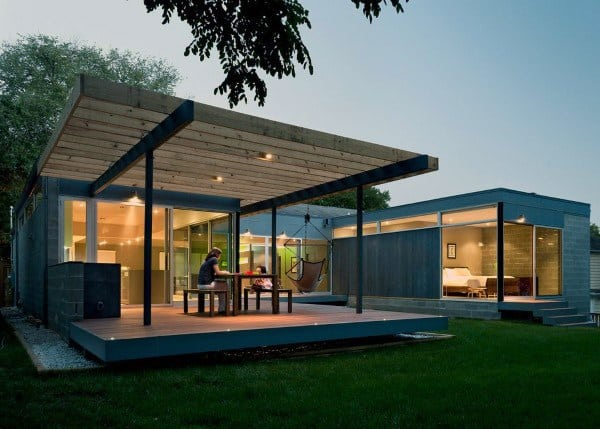 Patio Deck Ideas Backyard