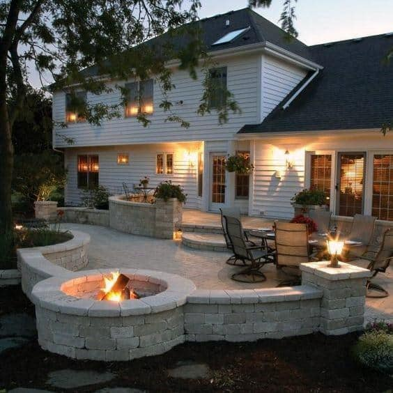 Patio Design Inspiration