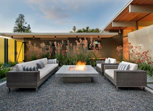 Patio Fire Pit Ideas Outdoor
