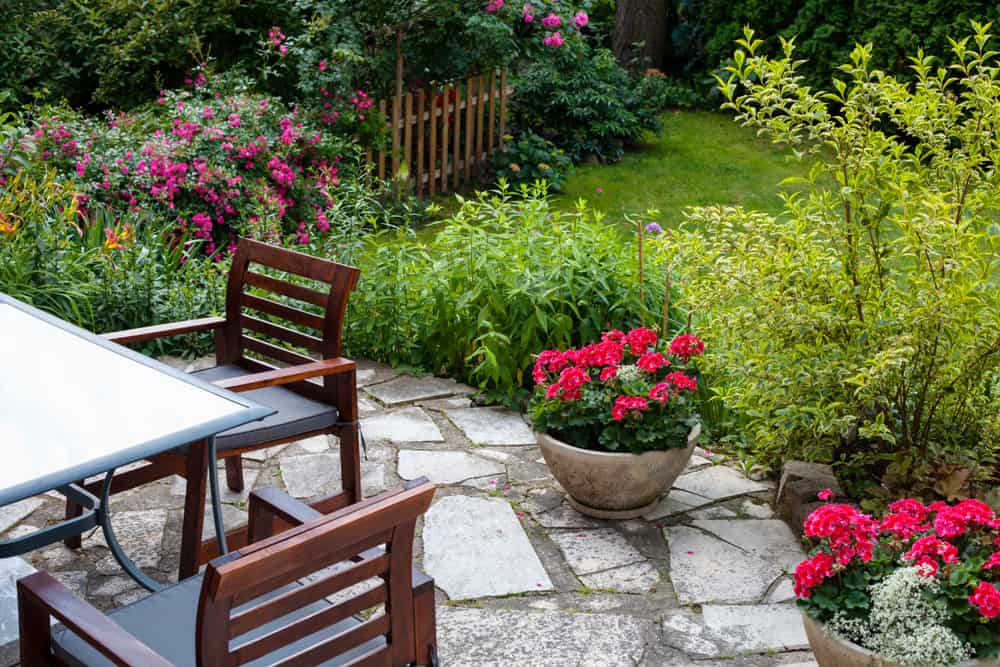 patio flower garden flower garden ideas 3