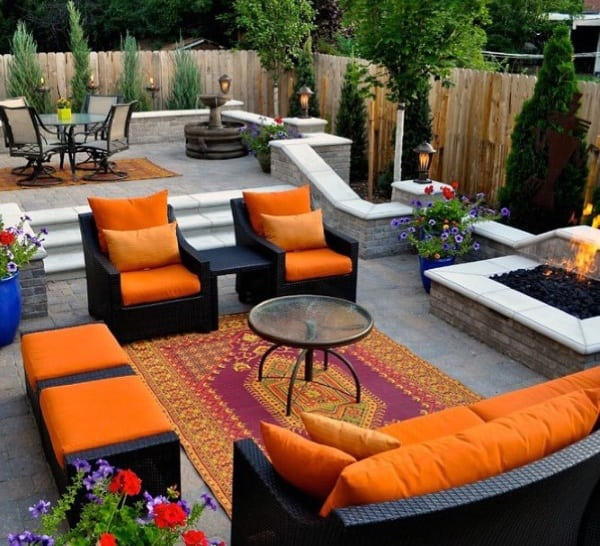 Patio Furniture Design Ideas