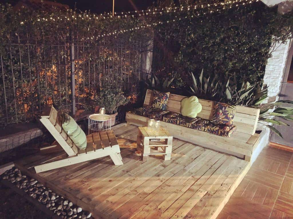 patio furniture small backyard patio ideas blansce