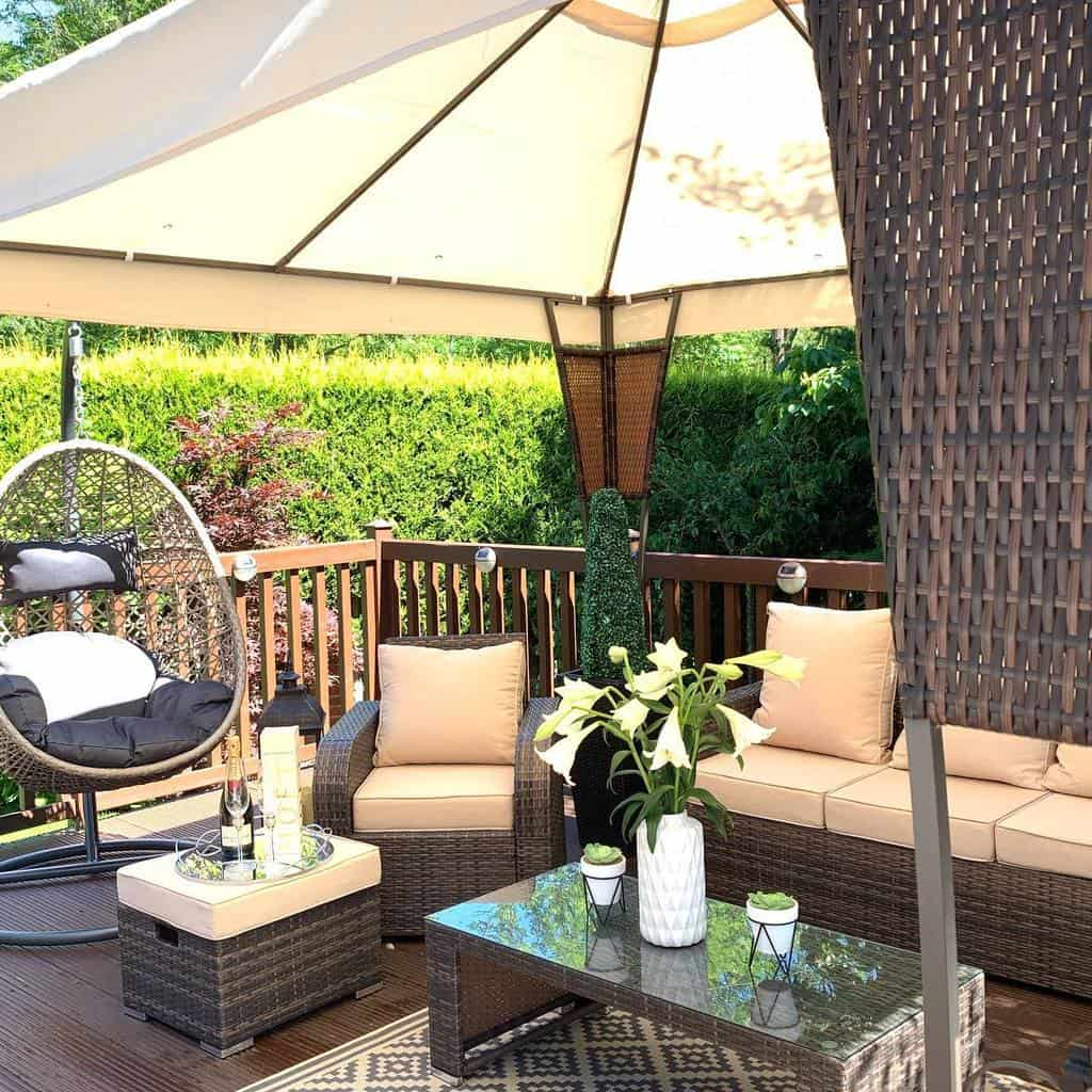 patio furniture small backyard patio ideas blossom_home_interior