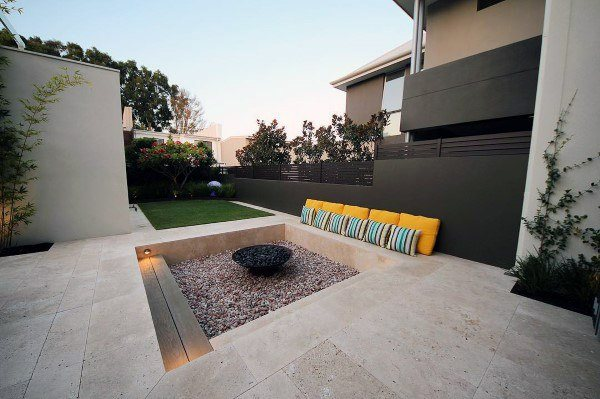 Patio Ideas With Fire Pit