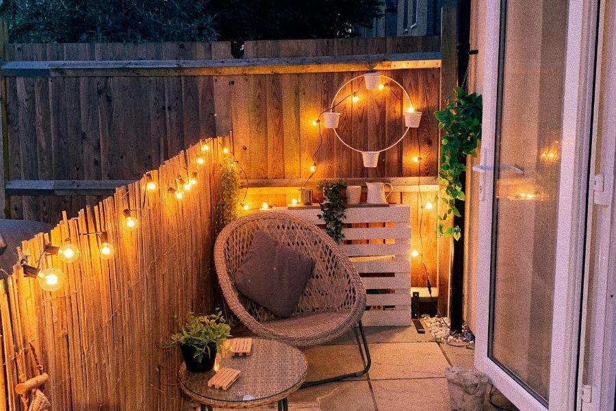 The Top 74 Best Patio Lighting Ideas