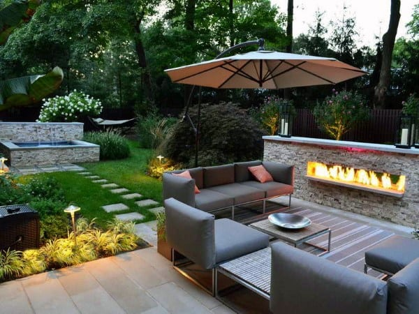 Patio Privacy Ideas