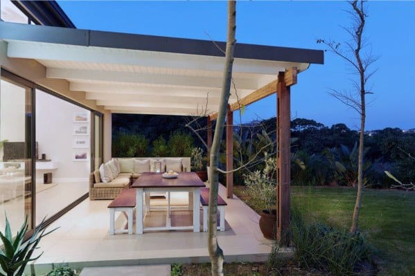 Patio Roof Design Inspiration