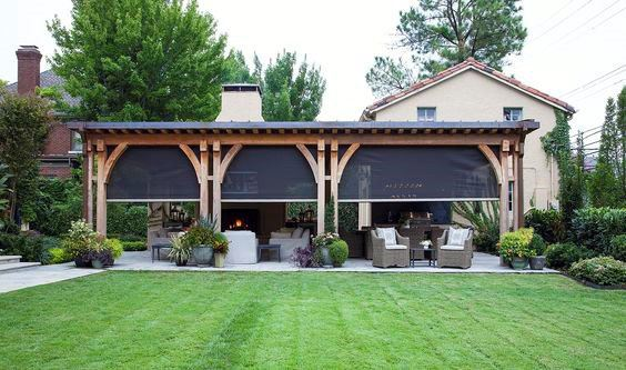 Patio Roof Home Ideas