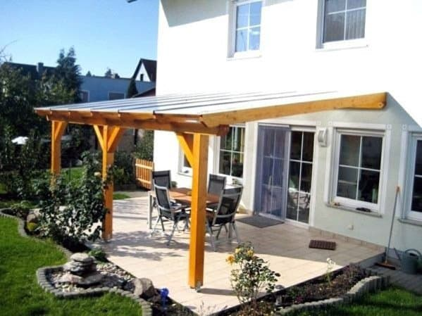 Patio Roof Spectacular Ideas
