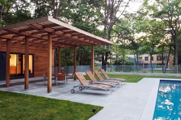 Patio Roofing Exterior Ideas