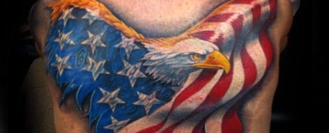 Top 91 Patriotic Tattoo Ideas – [2020 Inspiration Guide]
