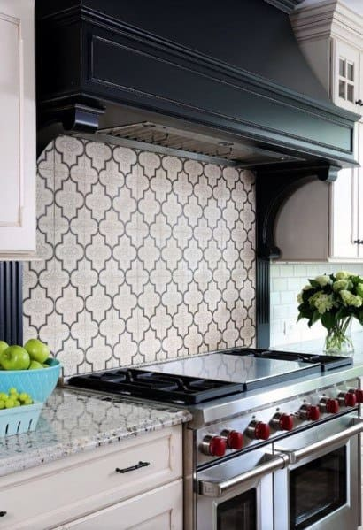 Strange Top 60 Best Kitchen Stone Backsplash Ideas Interior Designs Home Interior And Landscaping Ponolsignezvosmurscom