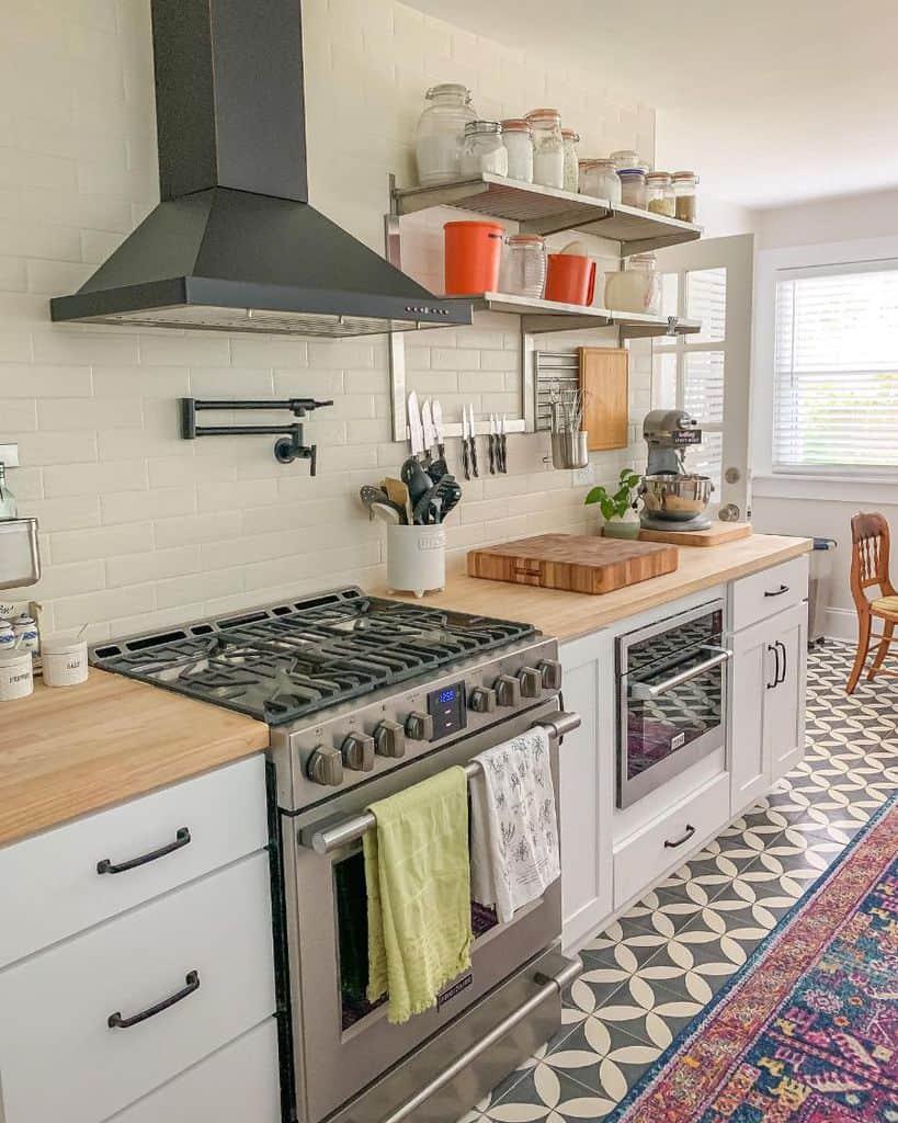 patterned kitchen tile ideas marydecrescenzio.photo
