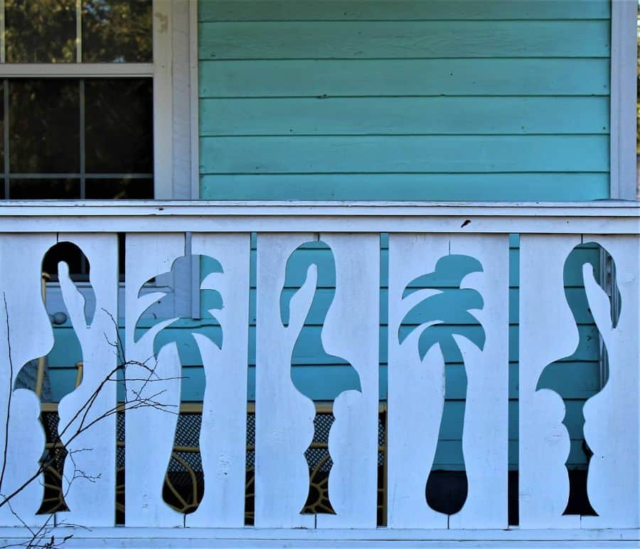 Patterned Porch Railing Ideas Kcarrsmith