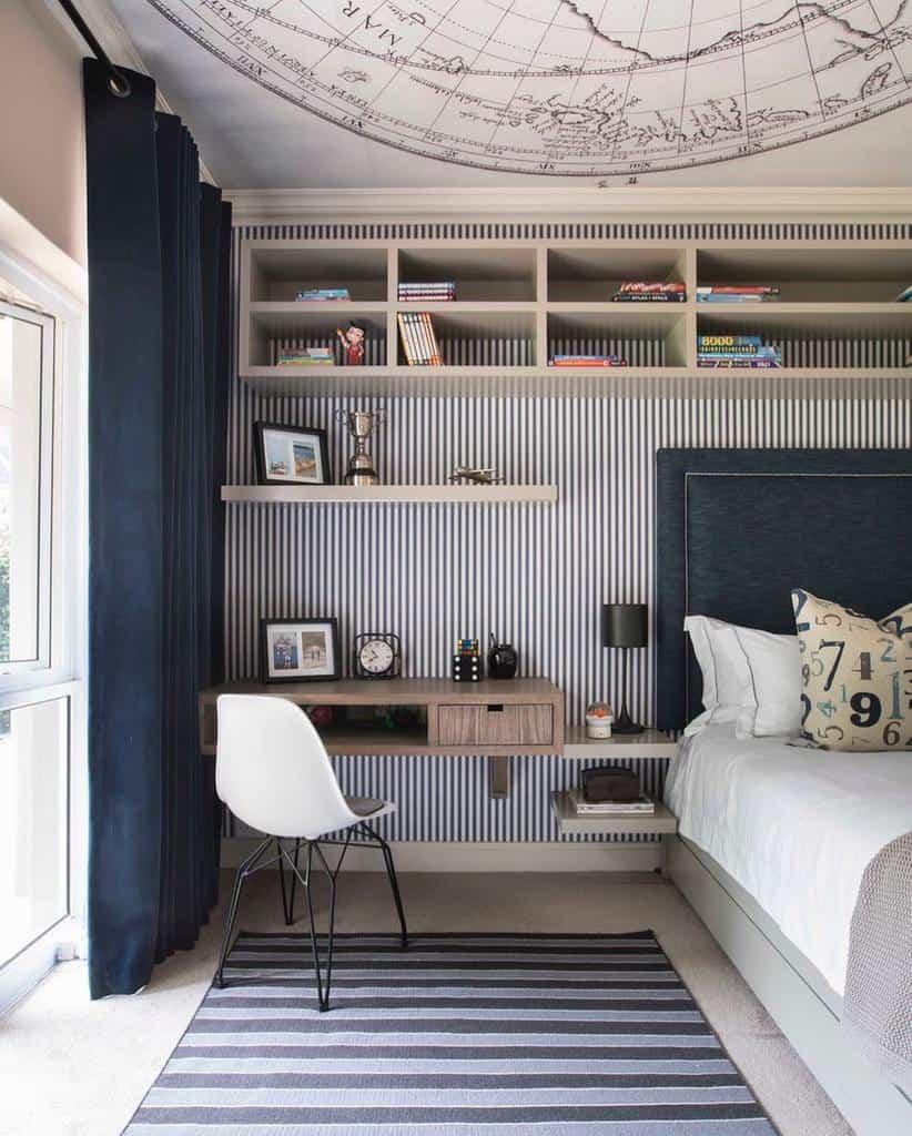 patterns bedroom wallpaper ideas annacorreia_interiorconsultant