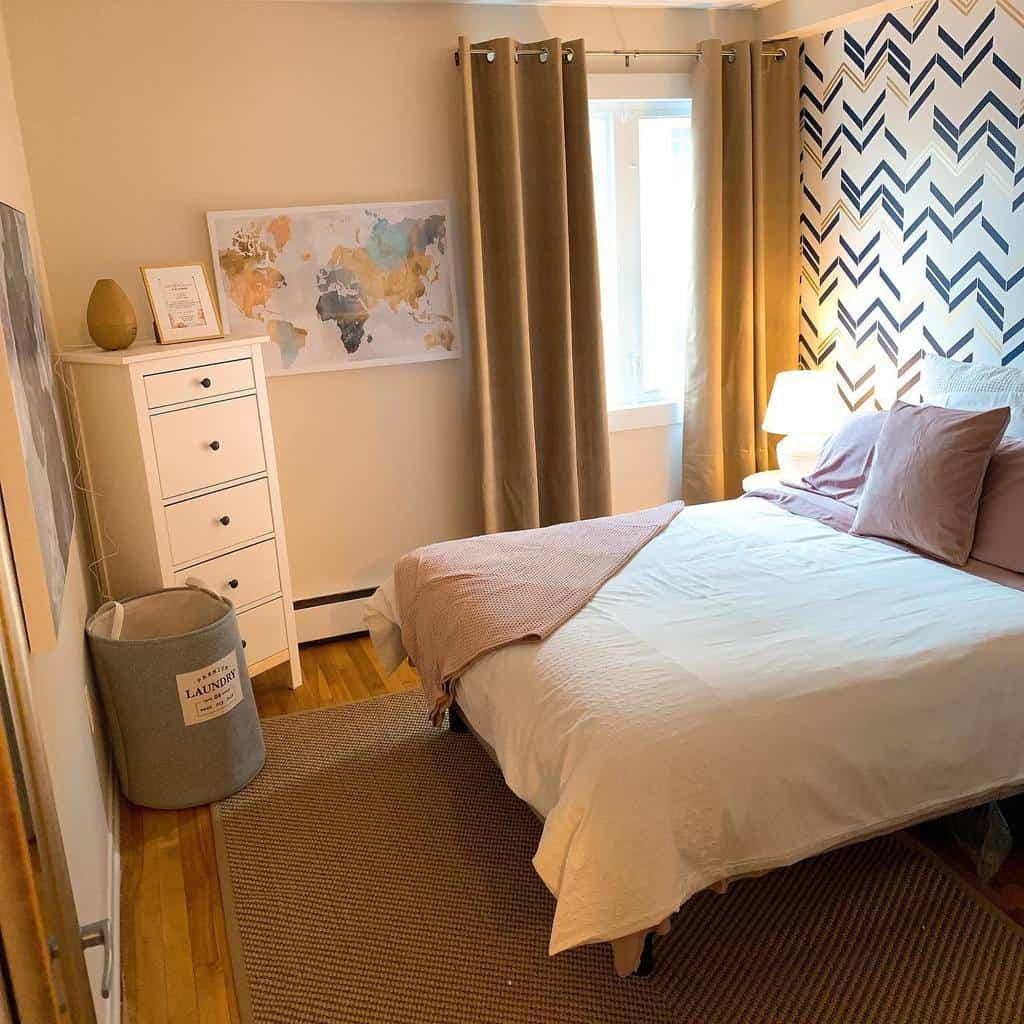 patterns bedroom wallpaper ideas kristinsylliboy