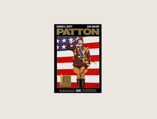 Patton Mens Best Motivational Movies Of All Time