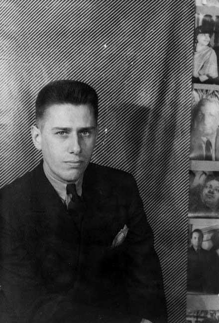 Paul Cadmus High Top Mens 1930s Old Fashioned Haircut