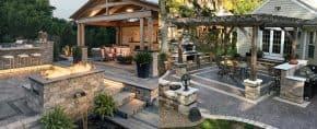 Top 60 Best Paver Patio Ideas – Backyard Dreamscape Designs