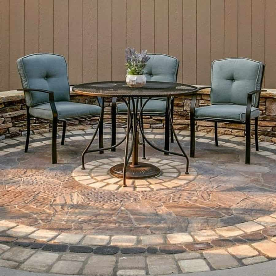 Paver Small Patio Ideas Outdoorartisan