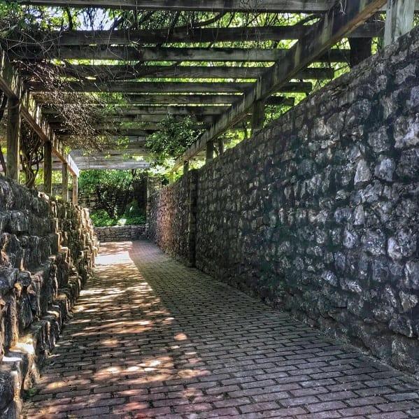 Paver Stone Walkway Ideas Inspiration