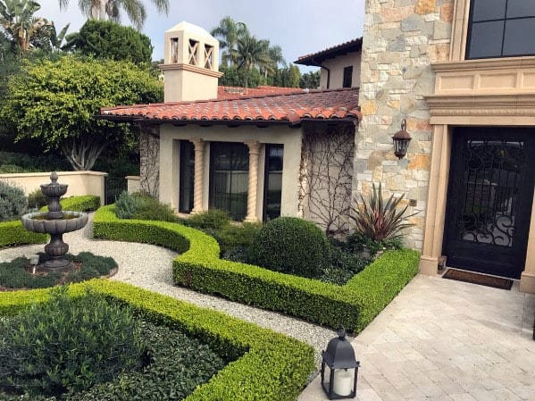 Paver Walkway Cool Exterior Ideas