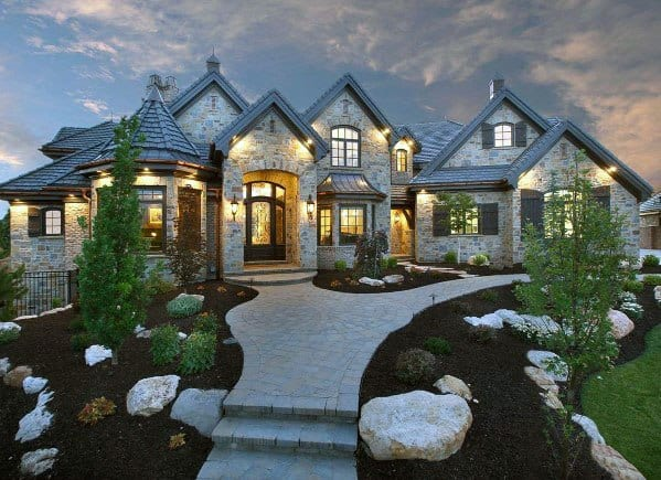 Paver Walkway Design Ideas For Front Yard