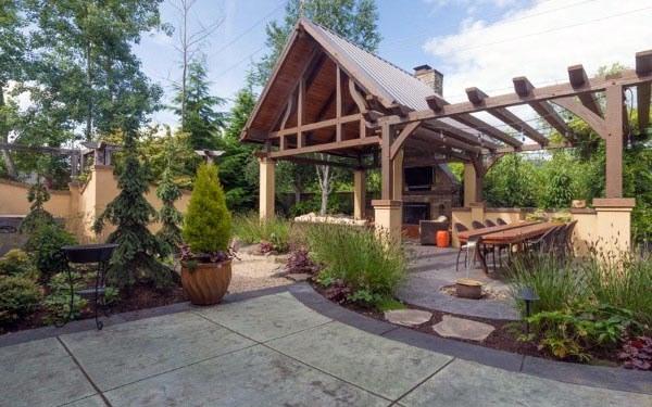 Pavilion Backyard