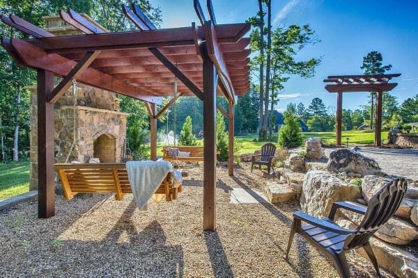 Pavilion Design Ideas Backyard