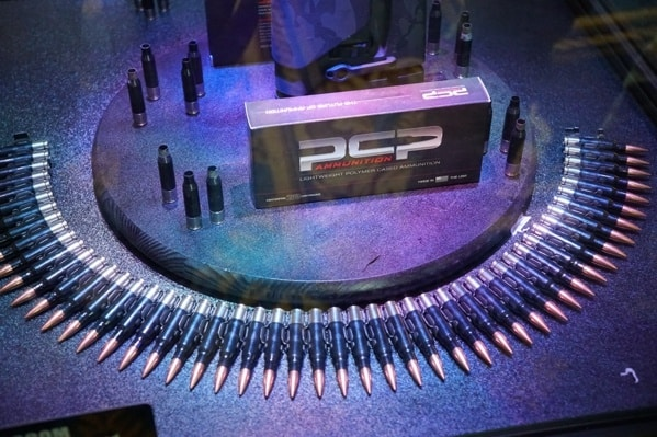 Pcp Polymer Cased Ammo Shot Show 2018
