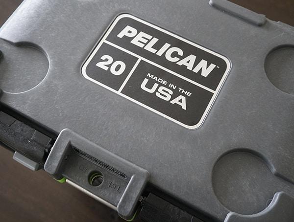 Pelican 20 Quart Elite Cooler