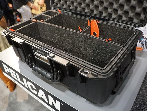 Pelican Hardcase With Slots
