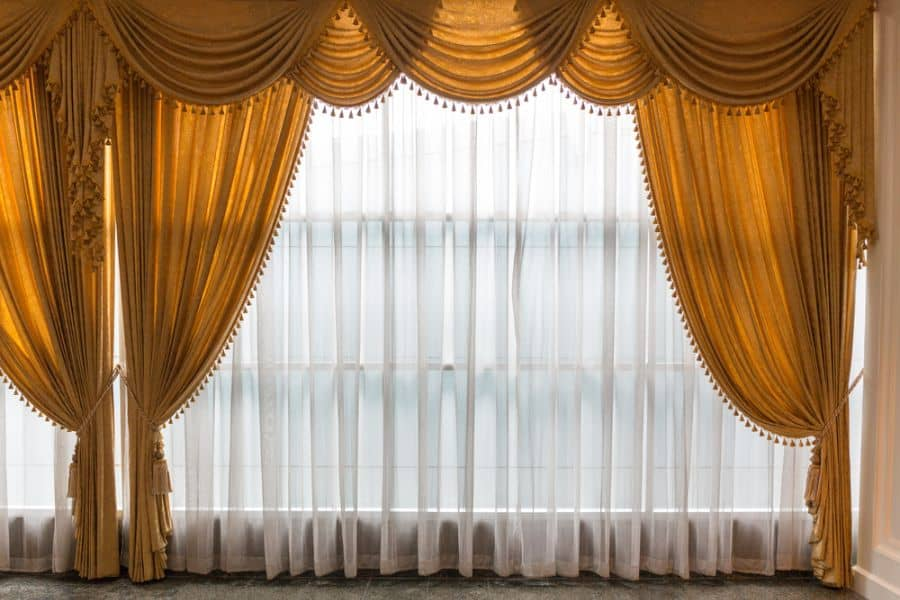 Pelmet And Valances Curtain Ideas