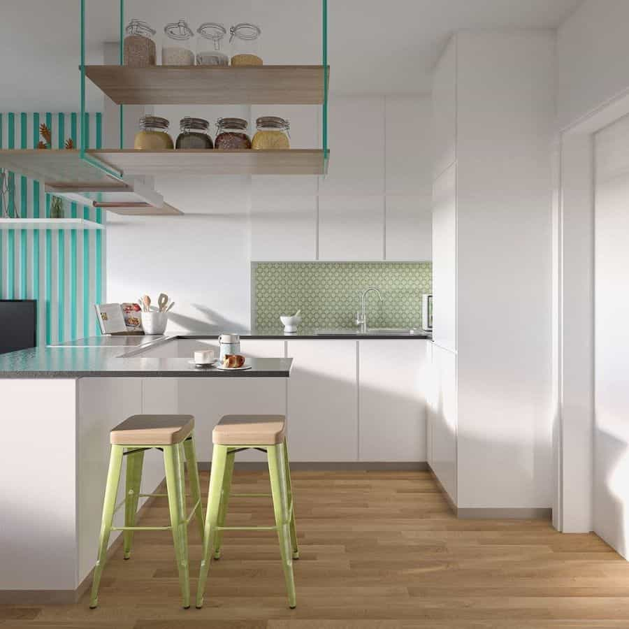 peninsula kitchen bar ideas projectimmo