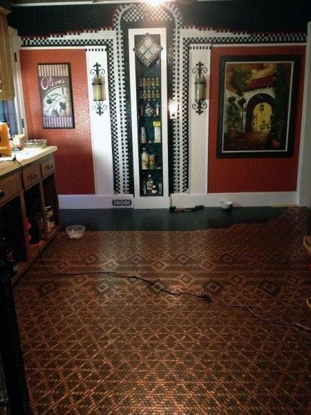 Penny Floor Basement