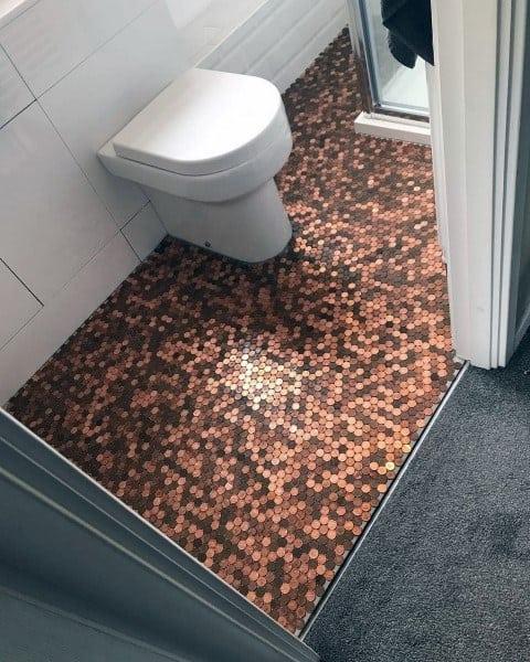 Penny Floor Inspiration