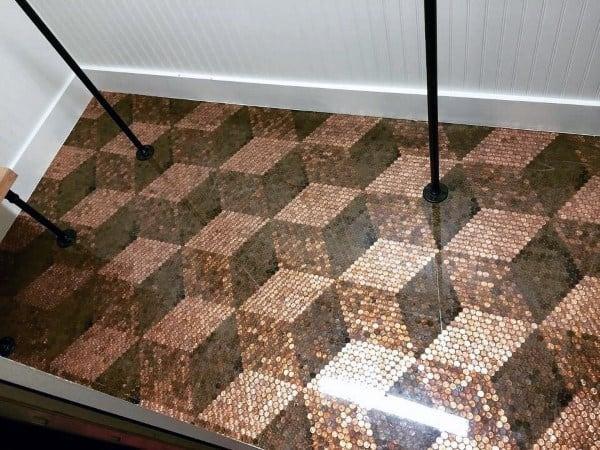 Penny Flooring Designs