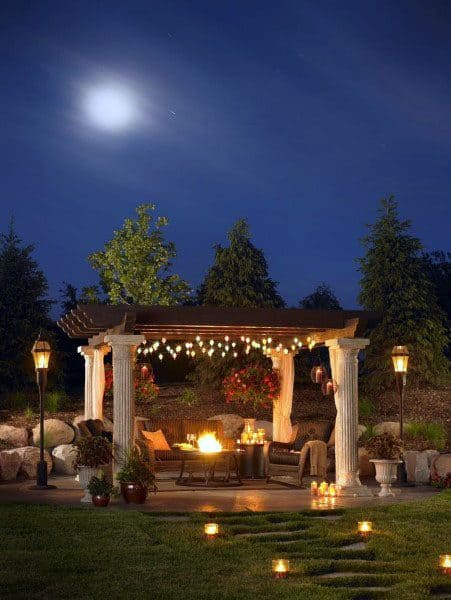 Pergola Design Inspiration Ideas