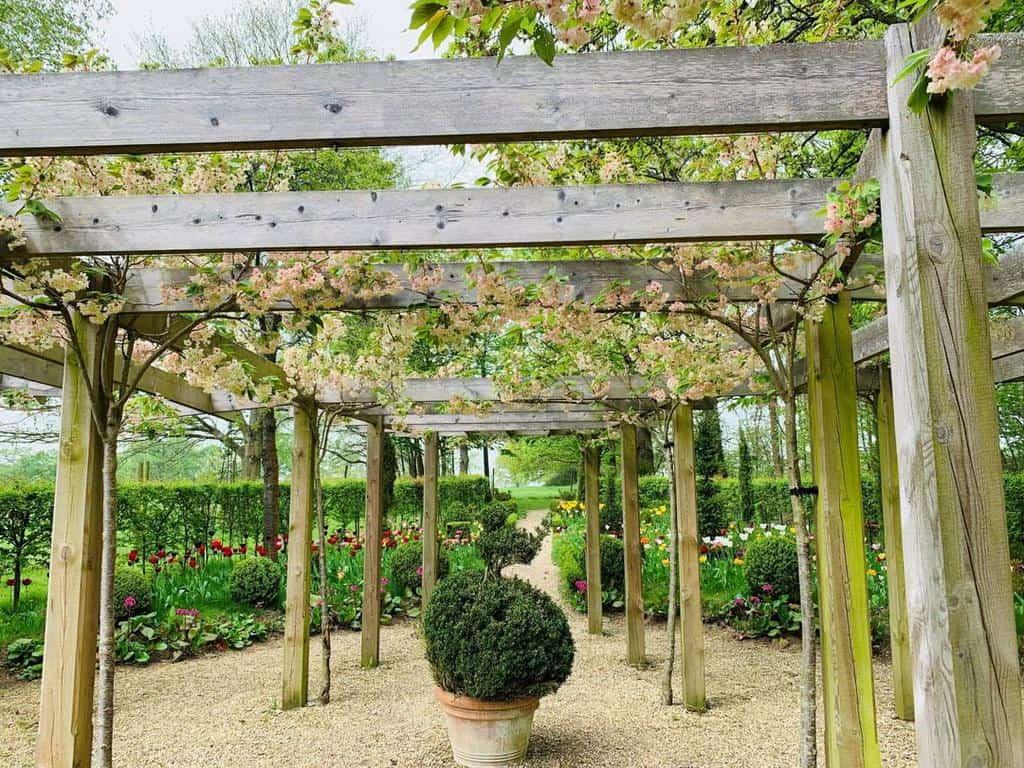 pergola garden trellis ideas westgreenhouse
