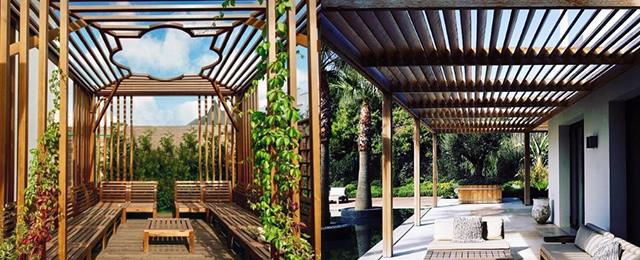 Top 60 Best Pergola Ideas – Backyard Splendor In The Shade