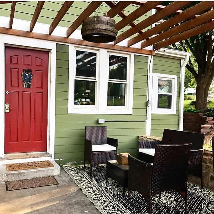 pergola patio awning ideas turquoise.and.timber