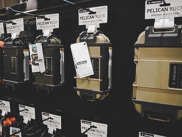 Perlican Ruck Waterproof Storage Container
