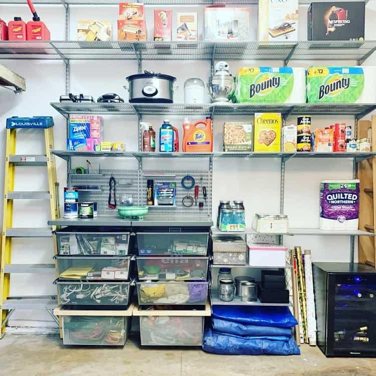 Personal Organizer Garage Organization Thego2girlsla