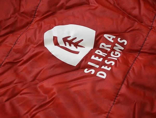 Pfc Free 800 Fill Power Dridown Sierra Designs Nitro 800 20 Degree Sleeping Bag