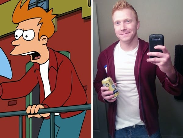 Philip J Fry Futurama Best Mens Easy Halloween Costumes
